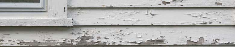 weatherboard repair at melbourne house